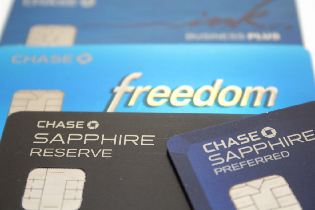 Q4 Chase Freedom Categories Revealed