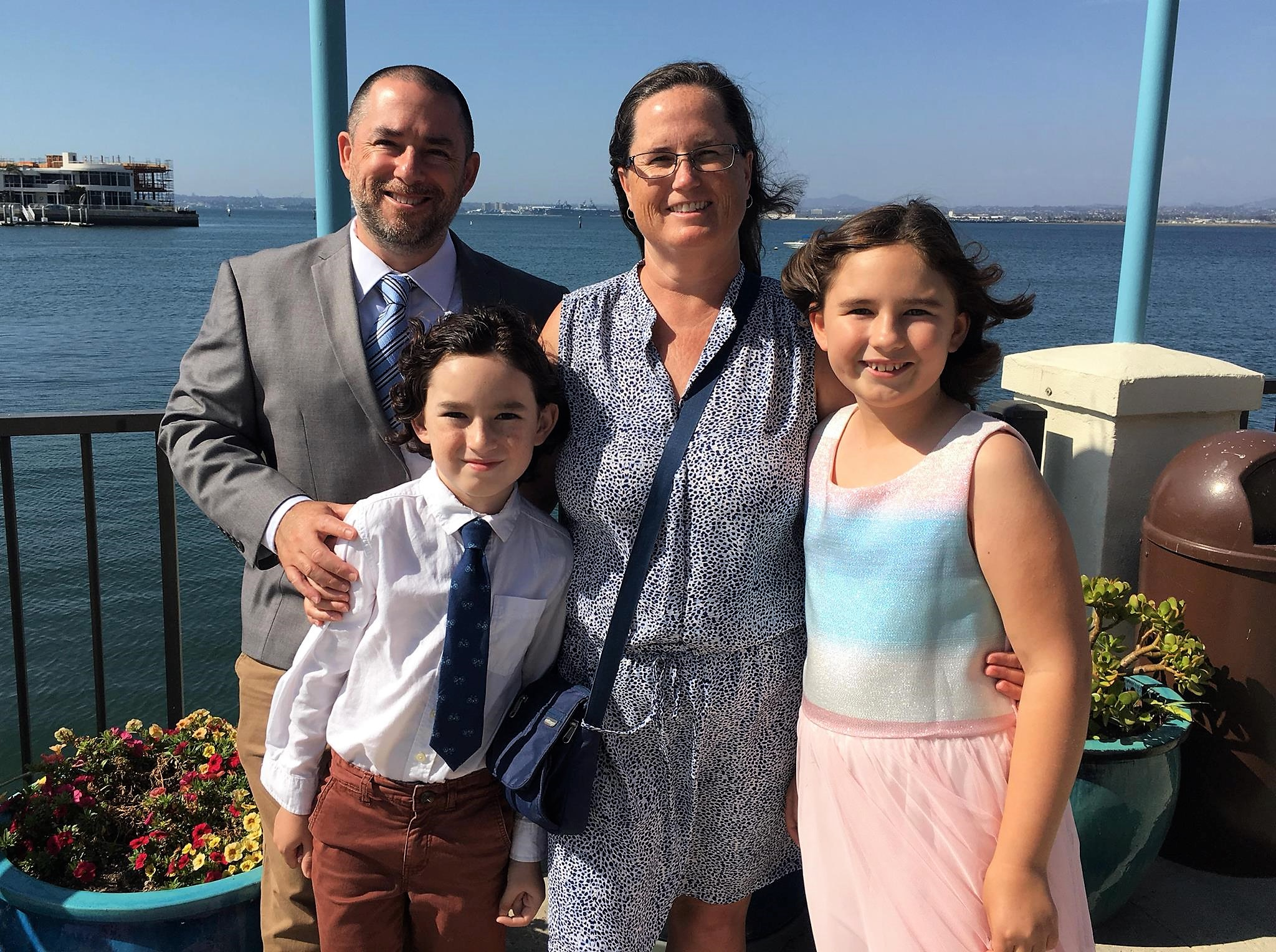 Trip Report: 2018 San Diego Family Wedding