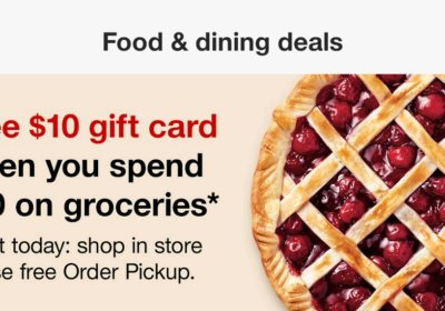 Target Really Wants Your Holiday Shopping Dollars