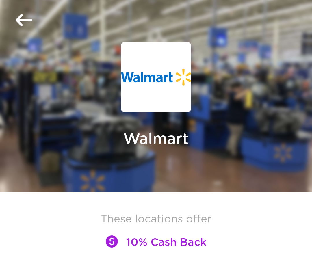 Dead Deal: DOSH at Walmart