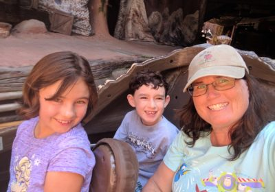 Disney Quick Tip: Splash Mountain with Your Little One