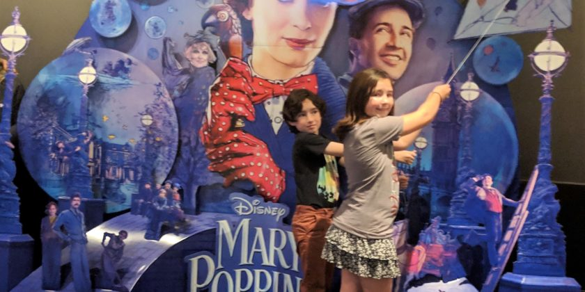 Mary Poppins Returns: Practically Perfect