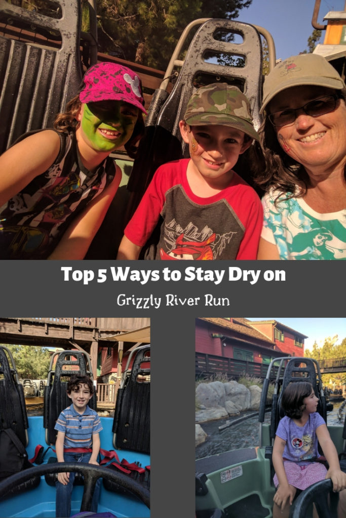 Top 5 Ways to Stay Dry on Grizzly River Run from 365 Magical Days of Travel