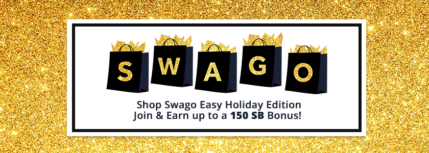 Shop Swago: Easy Holiday Edition