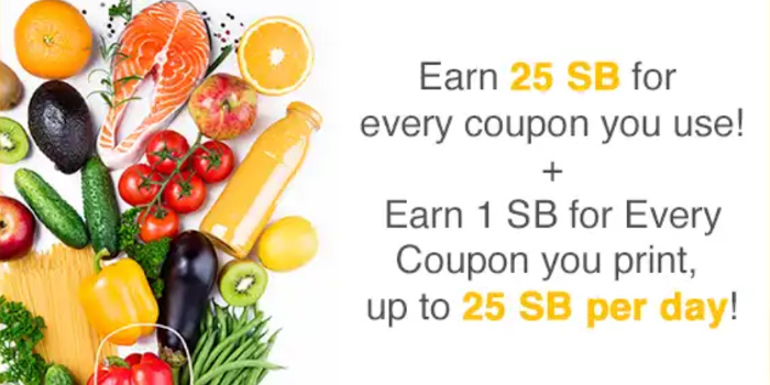 Print Coupons with Swagbucks