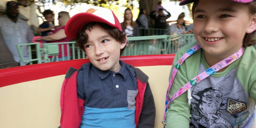 Top 5 Ways To Prevent Motion Sickness at Disney Parks