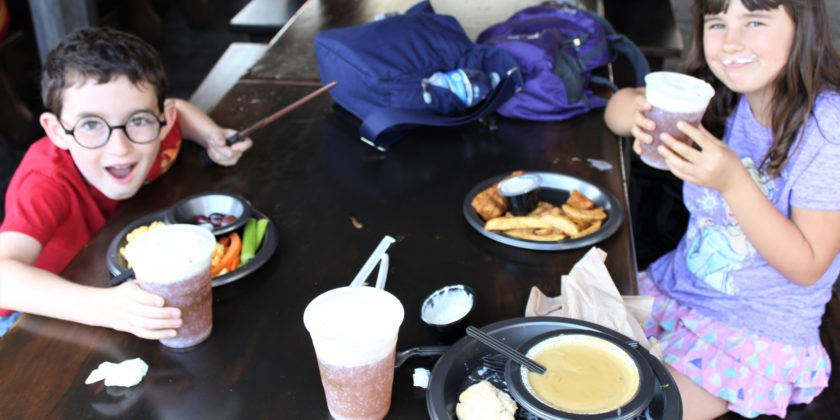 Top 5 Ways To Save Money on Food at Theme Parks