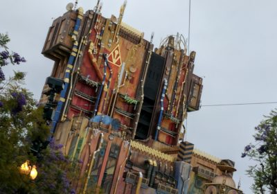 Disney Quick Tip: Ask for the Front On Guardians of the Galaxy—Mission: Breakout
