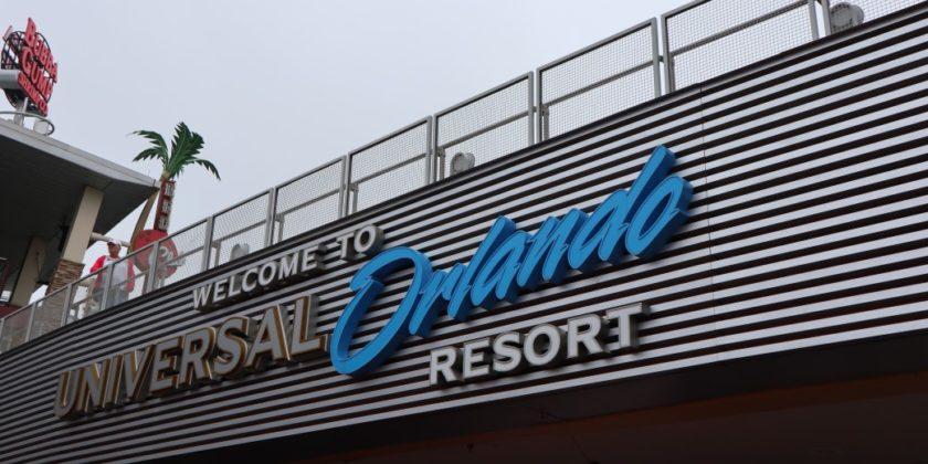 Trip Report: Universal Orlando (Part 1)