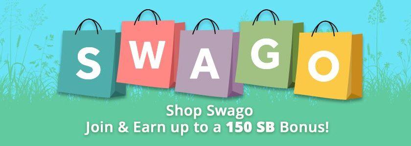 Springtime Shop Swago