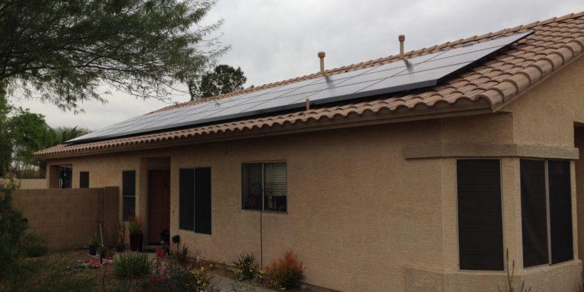 Earth Week: Solar Panels