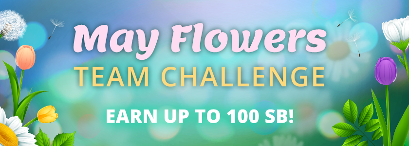 May Flowers Team Challenge