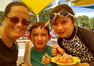 Creating a Menu of Summer Activities