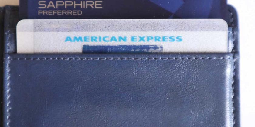 Credit Card Shuffle, Q3 Edition