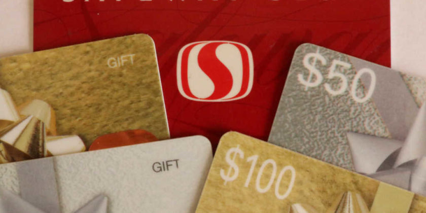 Another Gift Card Deal at Safeway