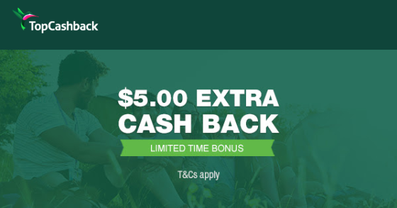 Top Cashback Bonus Weekend