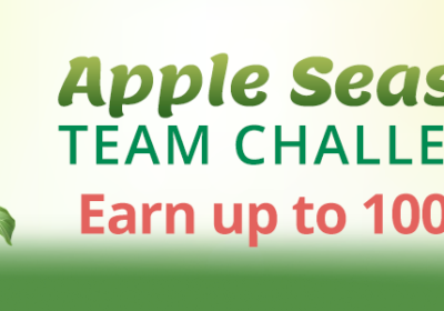 Apple Season Team Challenge