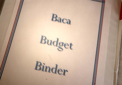 A Peek into My Weekly Budgeting Routine