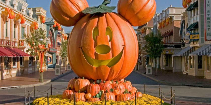 Halloween Time at the Disneyland Resort