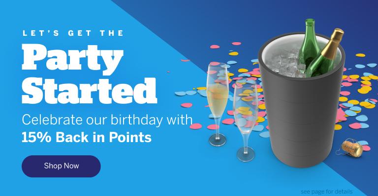 Rakuten Is Celebrating Their Birthday (and Yours)