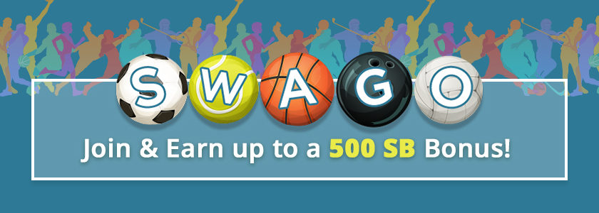 Join Sports Swago on Swagbucks