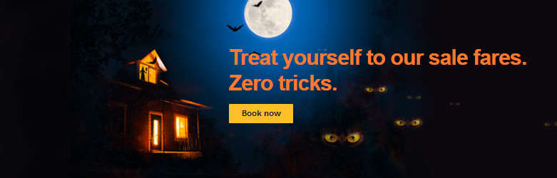 Southwest Spooky Sale