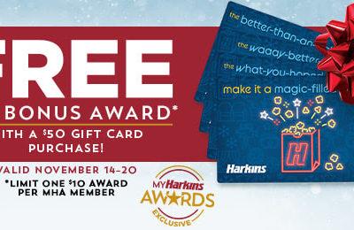 'Tis the Season for Gift Card Bonuses