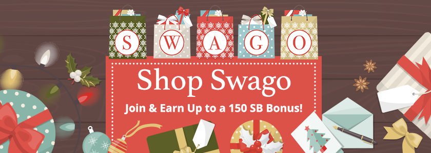 [Expired] Shop Swago: Easy Holiday Edition–Round 2