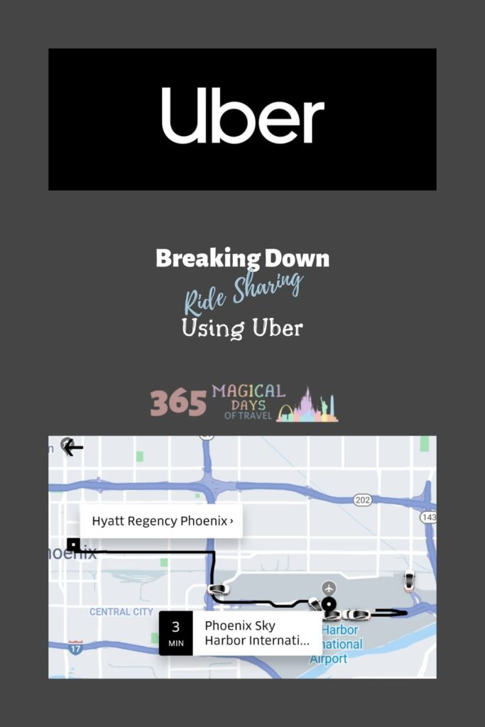 Breaking Down Ride Sharing: Using Uber