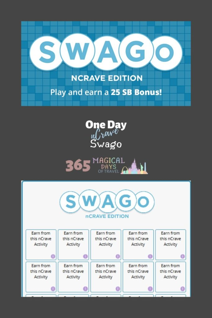 One Day nCrave Swago Pinterest graphic