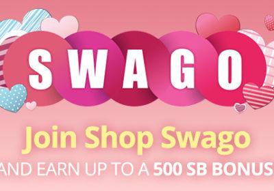 Valentine's Shop Swago