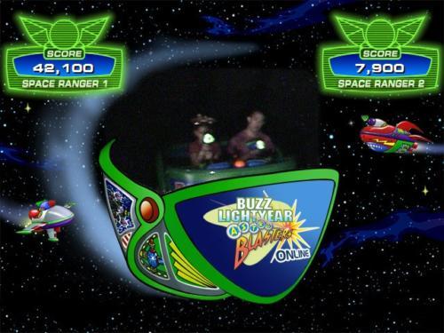 20180901-09 Buzz Lightyear-Maggie-Michael