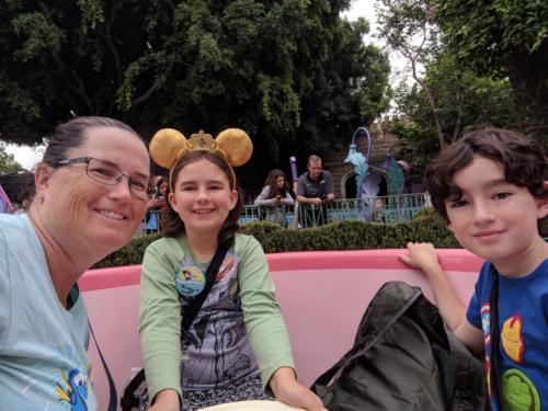 20180903-01 Tea Party Selfie