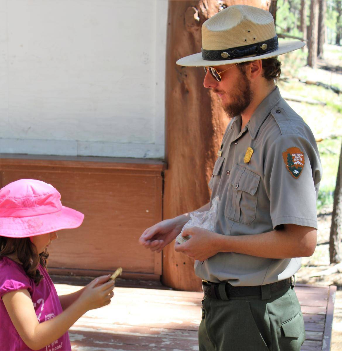 North Rim Junior Ranger